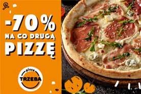 -70% na co druga pizze